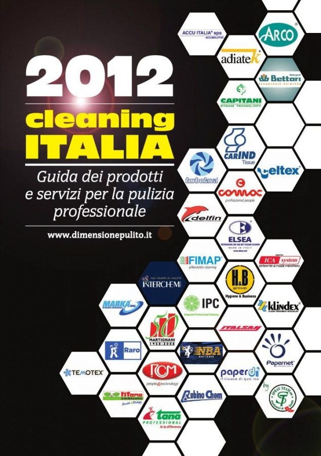 annuario cleaning 2012