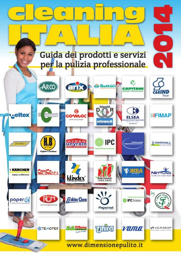 annuario cleaning 2014