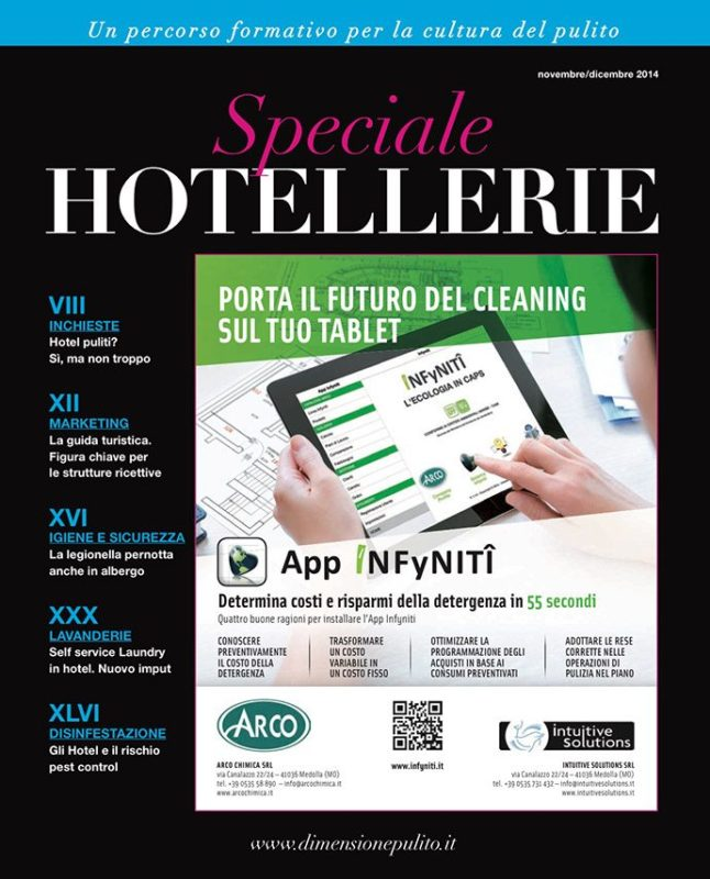 speciale hotellerie