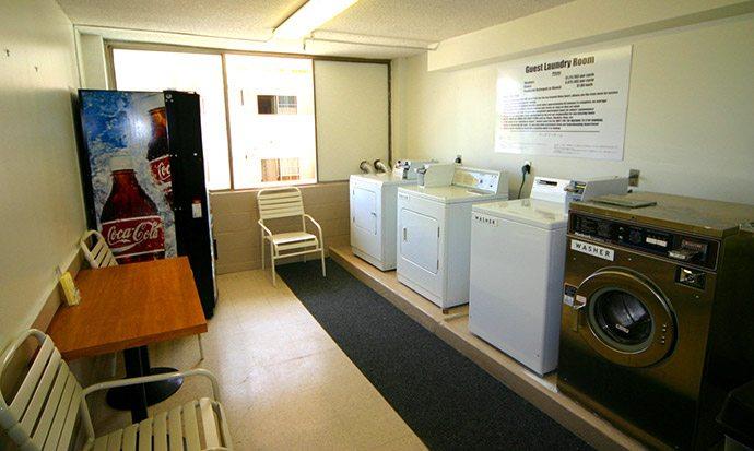 lavanderia albergo