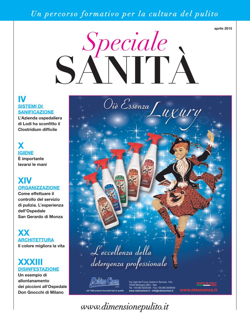 speciale sanita Page 1