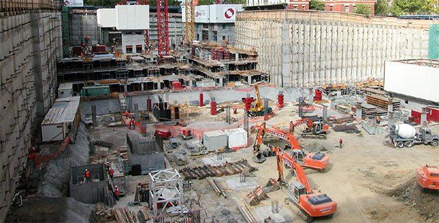 cantiere edile sicurezza lavoratori