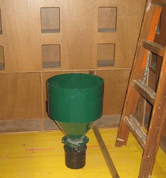 la torre posizionamento fly 15 rinforzo