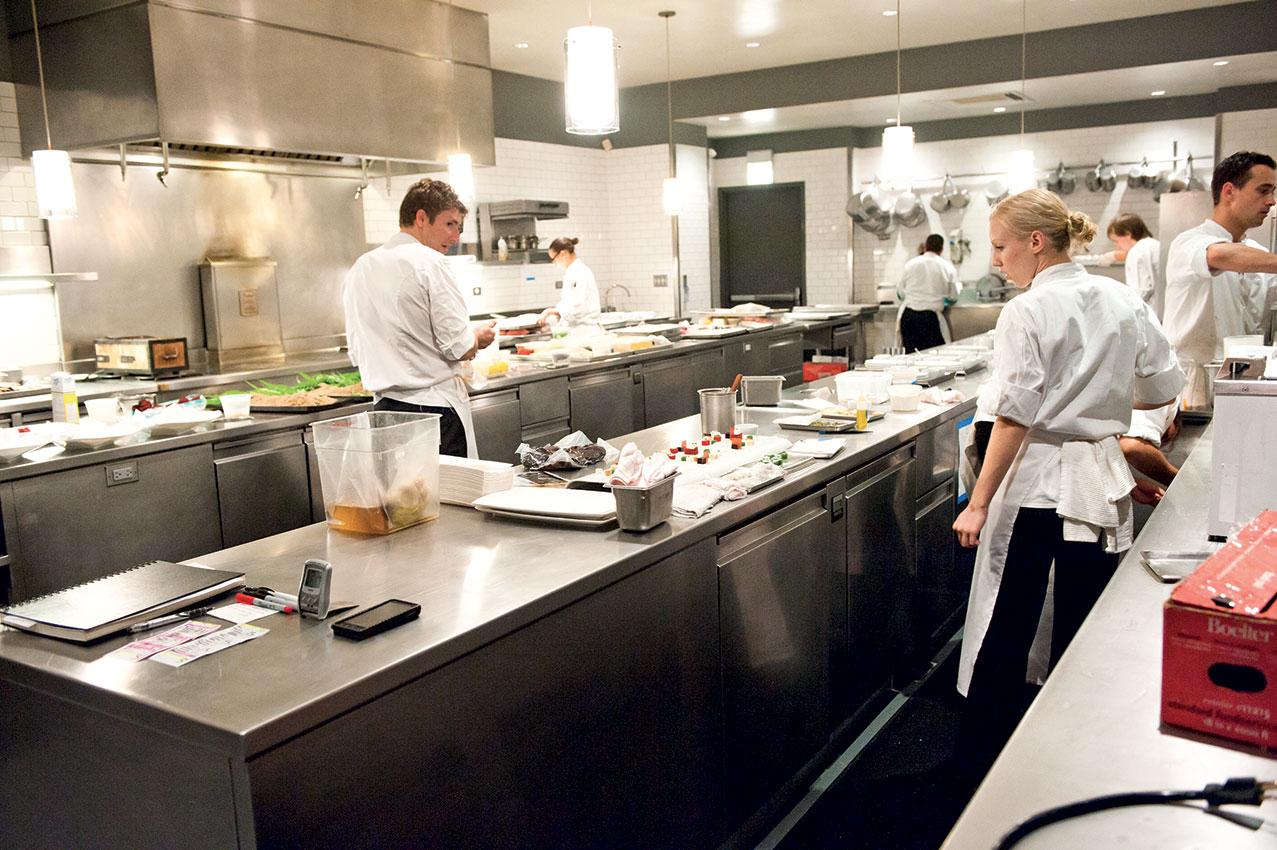 Pulizia Mobili Cucina Legno : Programma di pulizia in una cucina professionale dimensione pulito
