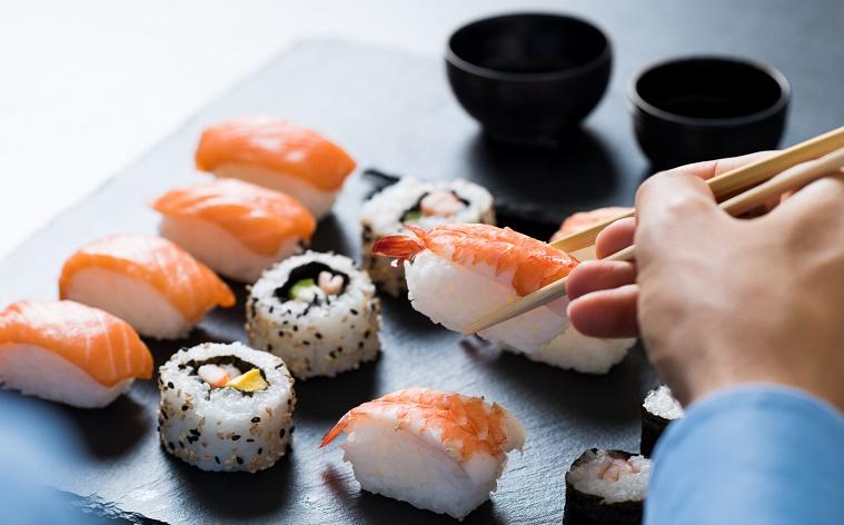 pericolo di sushi